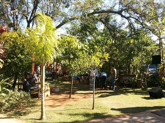 Estacao Marupiara: Área de espera