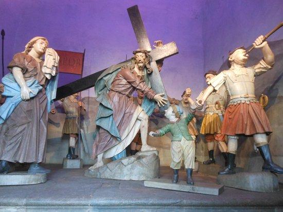 Bom Jesus do Congonhas : Via Sacra