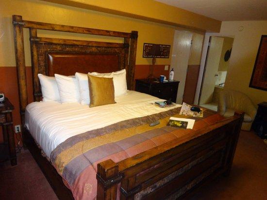 Casa Sedona Inn: Bedroom