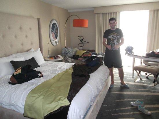 Revere Hotel Boston Common: room
