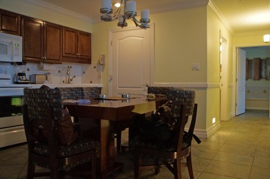 Diamond Resorts Grand Beach: kitchen