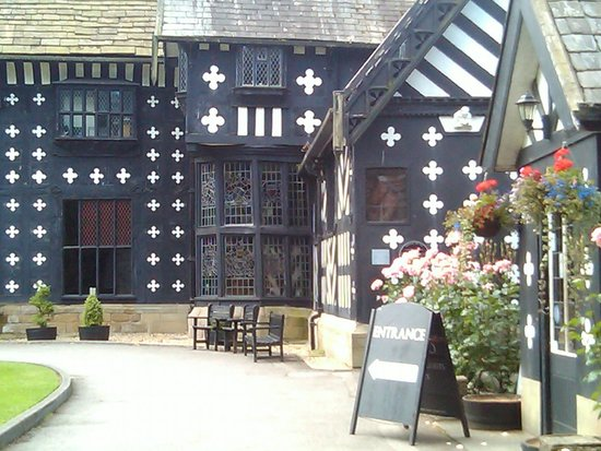 Samlesbury Hall: Amazing architecture