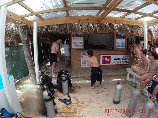 Grand Bahia Principe Punta Cana: Scuba