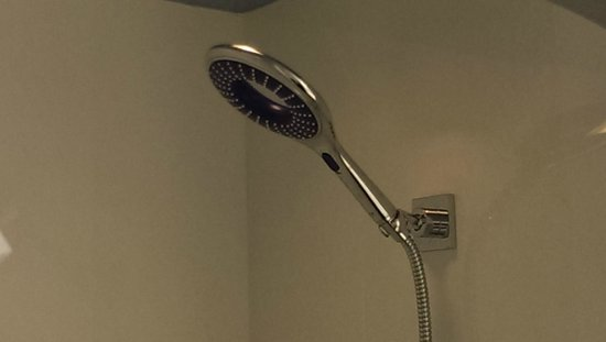 Residence Inn New York Manhattan/Central Park : Shower head