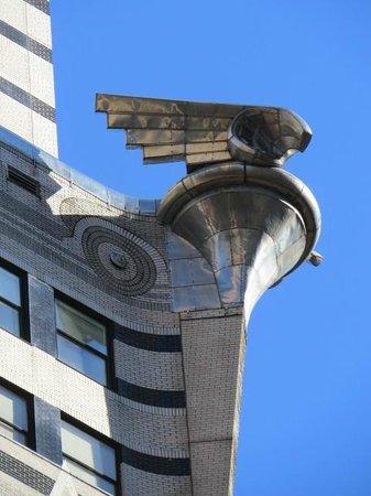 "Chrysler Building: The ""Hub Cap"""