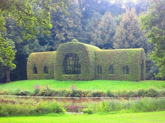 Bürgerpark: Park garden