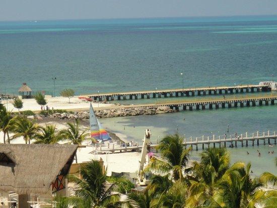 Villa del Palmar Cancun Beach Resort & Spa : Room view