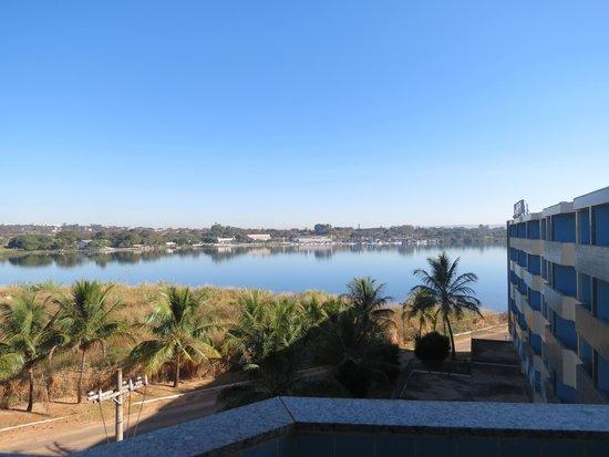 Bay Park Resort Hotel : vista do quarto