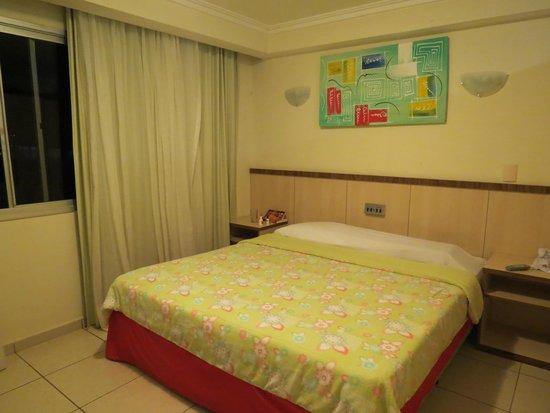 Bay Park Resort Hotel: quarto - parte casal