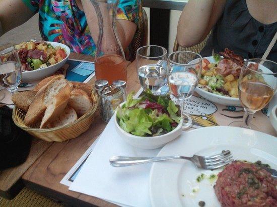 Cafe Daguerre: Nos plats