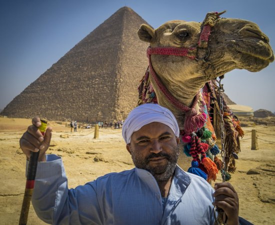 Egypt Tailor Made Day Tours: At Pyramids