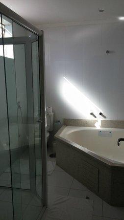 Pietro Angelo Hotel: Limpeza e espaço.