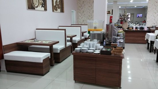 Pietro Angelo Hotel: Café da manhã.