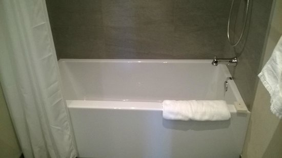 Manoir Saint-Sauveur : Newly-Renovated Bathtub