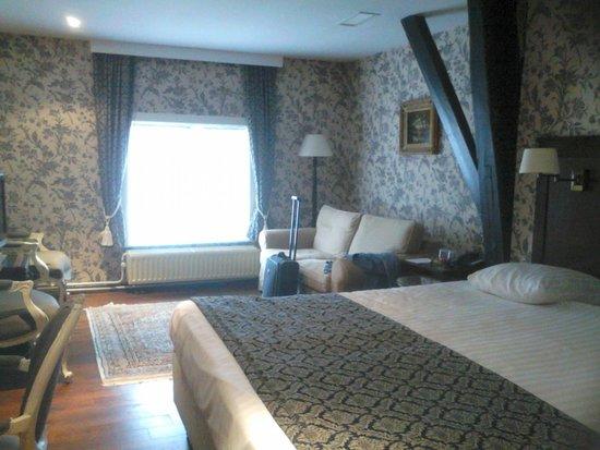 Hotel Patritius: Room 213