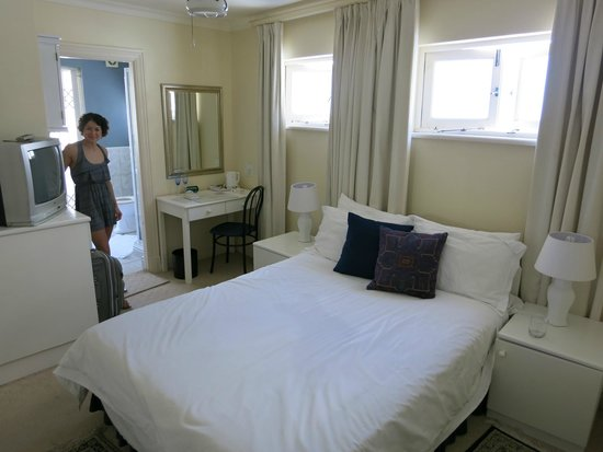Avanti Guesthouse: Our room