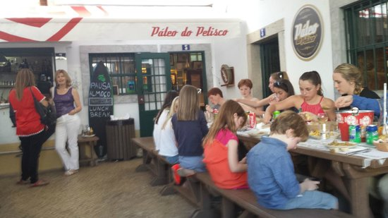 Pateo Do Petisco: Good times at the Pateo #1