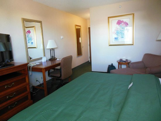 Clarion Inn: Guest room
