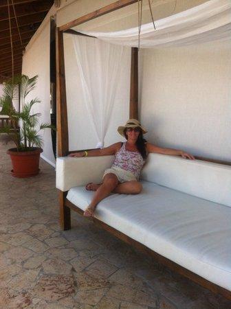 Sirenis Punta Cana Resort Casino & Aquagames: parte externa piscinas