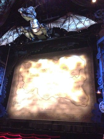Wicked the Musical: Wow! 8th row