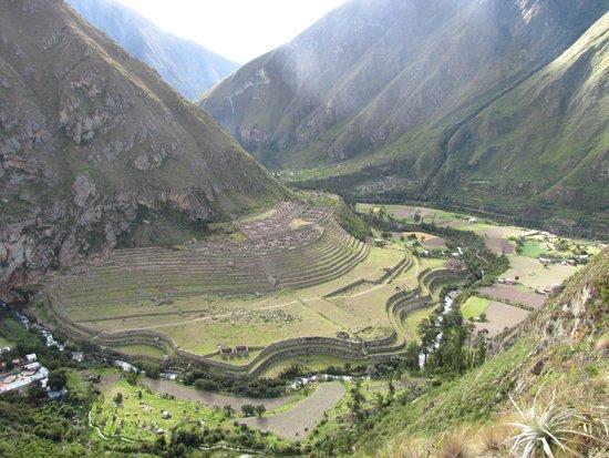 Inca Trail: Ruinas en el Camino Inca