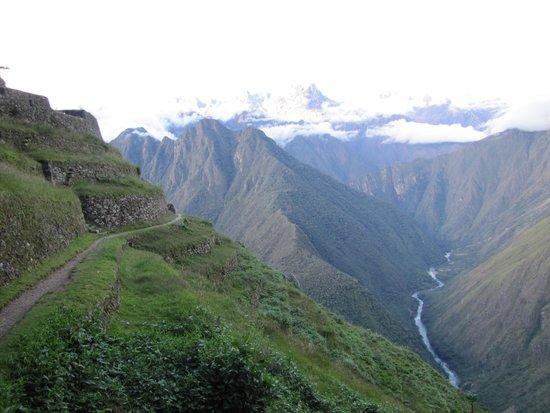 Inca Trail: 3er día