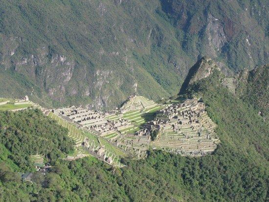 Inca Trail: 4to dia