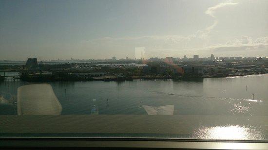 InterContinental Miami: Byscaine Bay e Porto