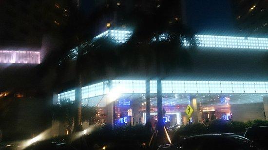 InterContinental Miami: Hotel à noite