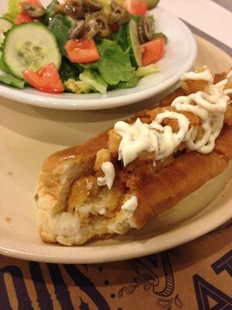 ile : lobster roll