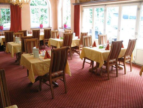 Hotel Sonnschein: Dining area (part)