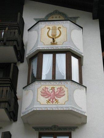 Hotel Sonnschein: Room 205 (exterior)