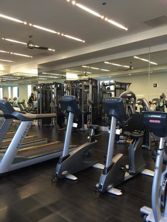 Waldorf Astoria Chicago: Gym