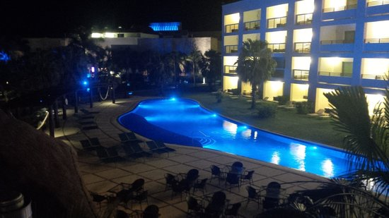 Secrets Silversands Riviera Cancun: Night pic