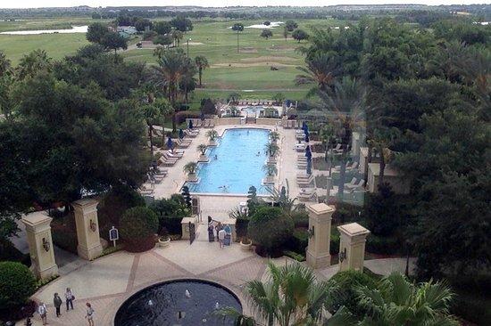 Omni Orlando Resort at Championsgate: room view
