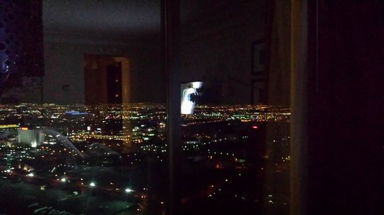 Four Seasons Hotel Las Vegas: non-strip strip view