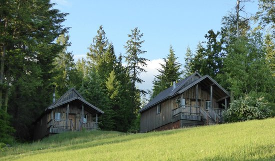 Bull Hill Guest Ranch: Cabins
