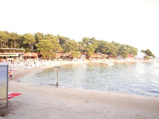 Mediterranean Village San Antonio: lungomare