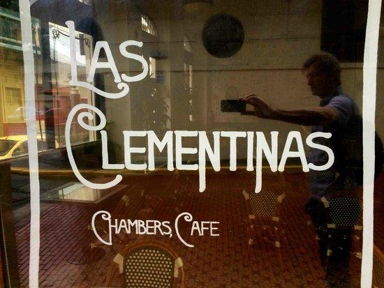 Las Clementinas Hotel: Restaurant sympa, à l'ancienne