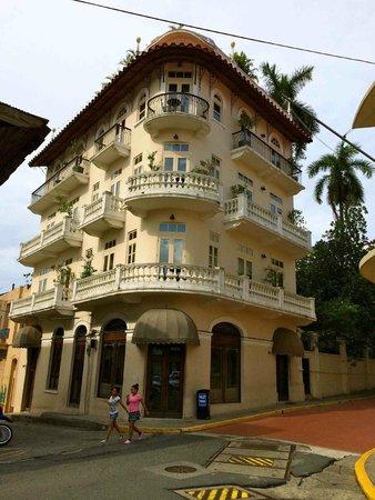 Las Clementinas Hotel: Chambres 1 et 2 au 1er étage