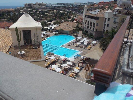 GF Gran Costa Adeje : 5th floor view