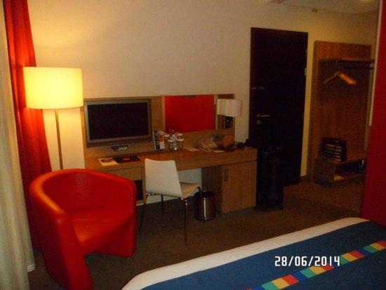 Park Inn Hotel Prague: Habitación