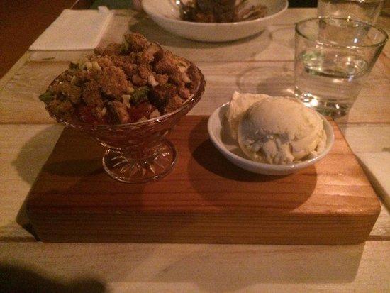 Doug and Pearl : Crumble Dessert