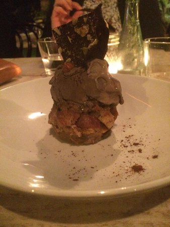Doug and Pearl : Bread and Butter Pudding