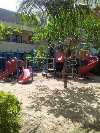 Kuta Station Hotel: Children's Playground