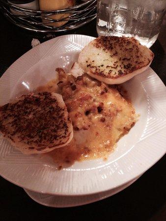 Lighthouse Restaurant : Bacon mashed potatoes