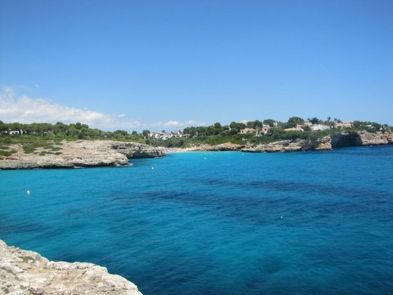 Blau Punta Reina Resort: Cala Mendia izq, y cala Anguila