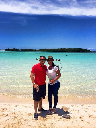 Barcelo Bavaro Beach - Adults Only: The wife and I