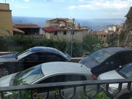Parc Hotel Ariston & Palazzo Santa Caterina: not quite a sea view!