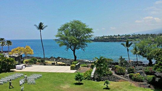 Sheraton Kona Resort & Spa at Keauhou Bay: From hotel lobby